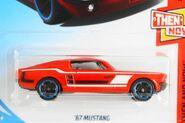 '67MustangFJX91