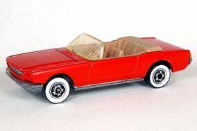 '65 Mustang Convertible - 6186df
