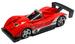 Ferrari f333 sp 2011 red
