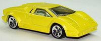 Lamborghini Countach Yel