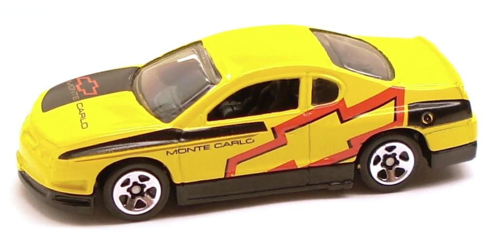 Versions The Monte Carlo Concept Car