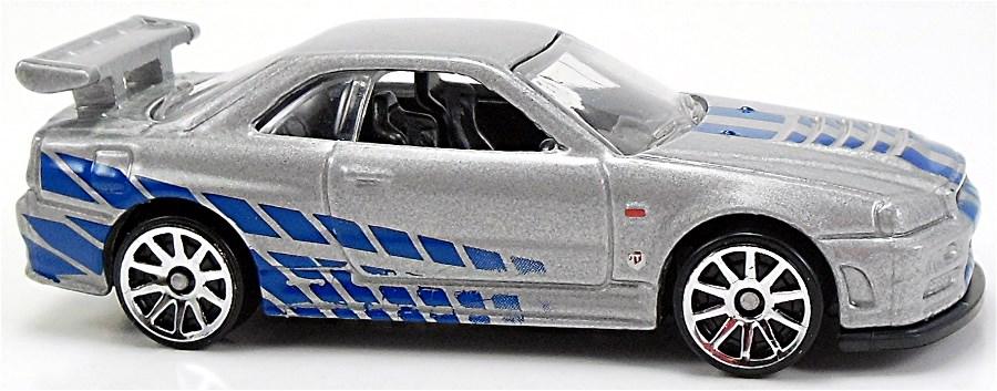 Image Nissan Skyline Gt R R34 Ffg Hot Wheels Wiki Fandom