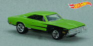 69' Dodge Charger (965) Hotwheels L1230747