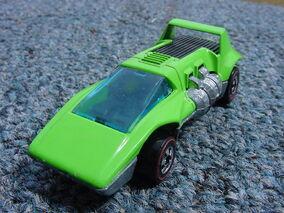 73 double header light green
