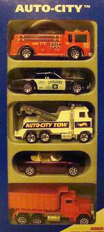 Auto-City 5 Pack