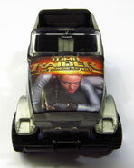 Jeep CJ Tomb Raider front
