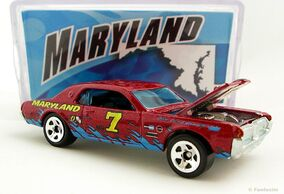 Maryland 68 Cougar