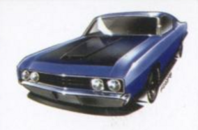'69FordTorinoTalladegaSketch