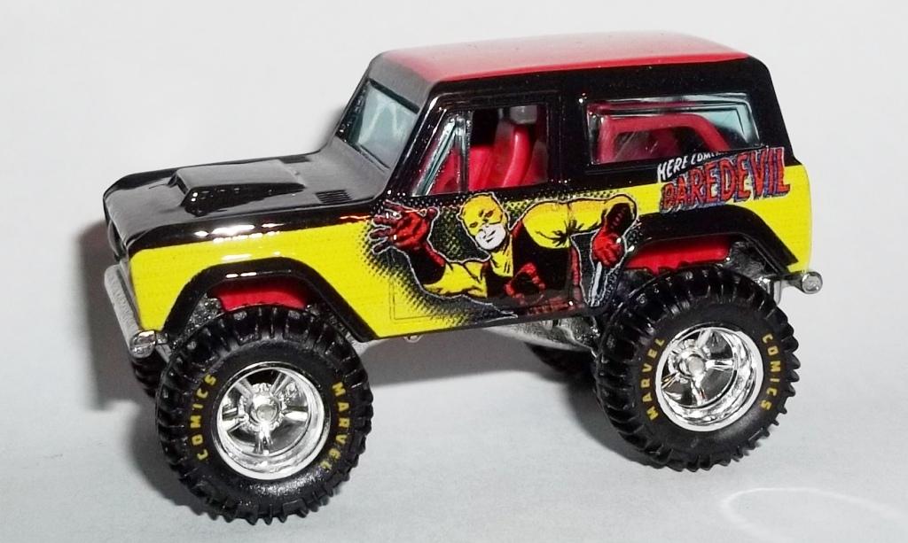 "1:64 1967 Ford Bronco Hot Wheels Archie Comics /""Archie/"" Hot Wheels X8346"