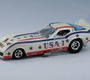 '78 Corvette Funny Car