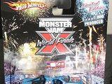 Monster Jam World Finals Commemorative Trucks