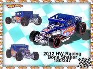 2012 HW Racing Bone Shaker 180-247