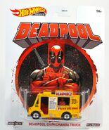 Deadpool Chimichanga Truck (GRP96) 01