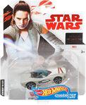 FDJ71 Rey, Jedi Training package front