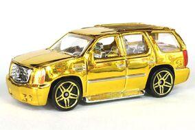 Gold '07 Cadillac Escalade - 6404ef