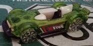 HW MONTERACER 2pack GREEN