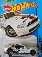 2015 011-250 HW City - Performance '10 Ford Shelby GT500 '32 K&N' White