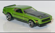 71' Ford Mustang Mach1 (3700) HW L1160584