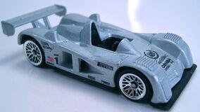 Cadillac LMP grey 2001 First Edition