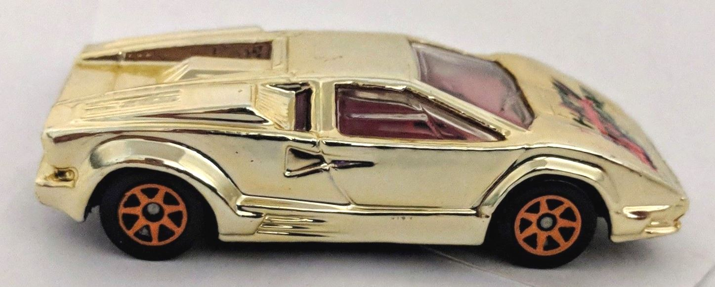 25th Anniversary Lamborghini Countach Hot Wheels Wiki Fandom