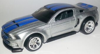 2014 Custom Mustang Hot Wheels Wiki Fandom
