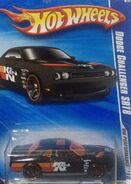 2010 HW Performance 02-10 '08 Dodge Challenger SRT8 'K&N' Black