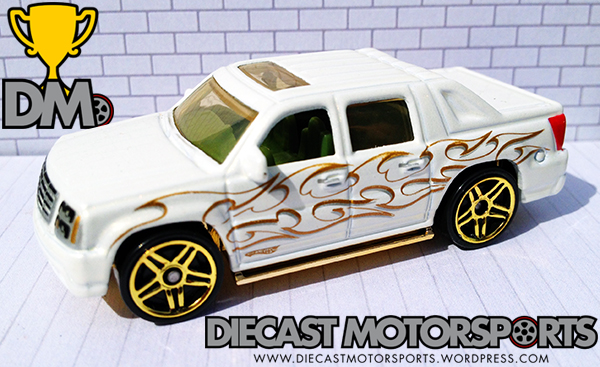 Cars That Start With A >> Cadillac Escalade EXT | Hot Wheels Wiki | FANDOM powered ...