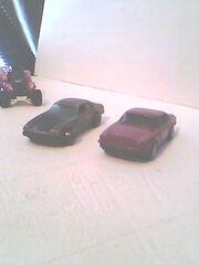 Hot Wheels & Corgi Jaguar XJ-S
