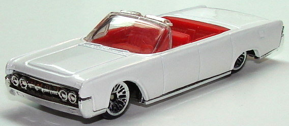 64 Lincoln Continental 2000 Hot Wheels Wiki Fandom Powered