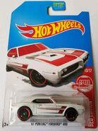 Pontiac Firebird 400 Red Edition