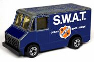 S.W.A.T. Delivery Truck - 6001gf