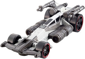 DPV36 Partisan X-wing Fighter