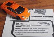 Hotwheels Lamborghini Mercilago (1)