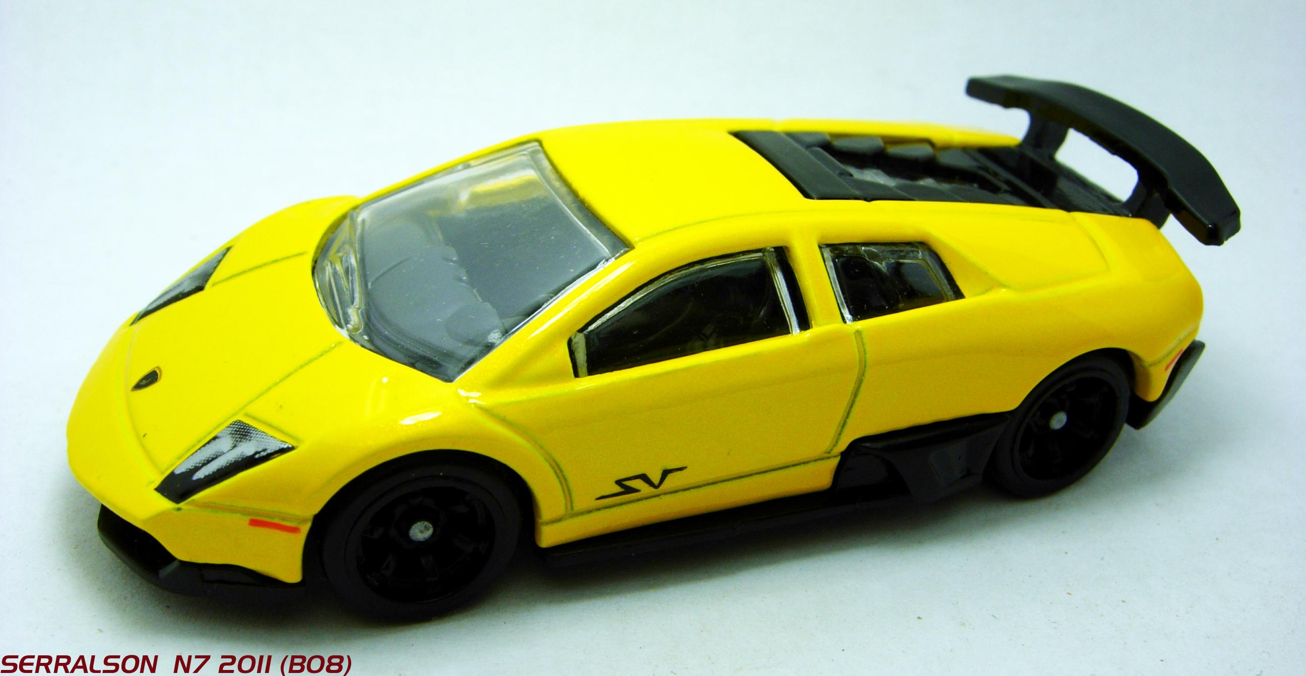 Lamborghini Murcielago Lp 670 4 Sv Hot Wheels Wiki Fandom
