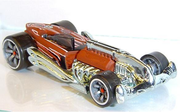 2008 Hot Wheels ~Team Rat Rods~ Rat-ified 3//4