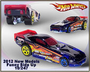 2012 New Models Funny Side Up 10-247