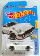Custom Datsun 240Z, FuguZ (Bra) Factory F 3 - 17 Cx