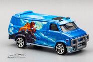 GJR22 - Custom GMC Panel Van-2