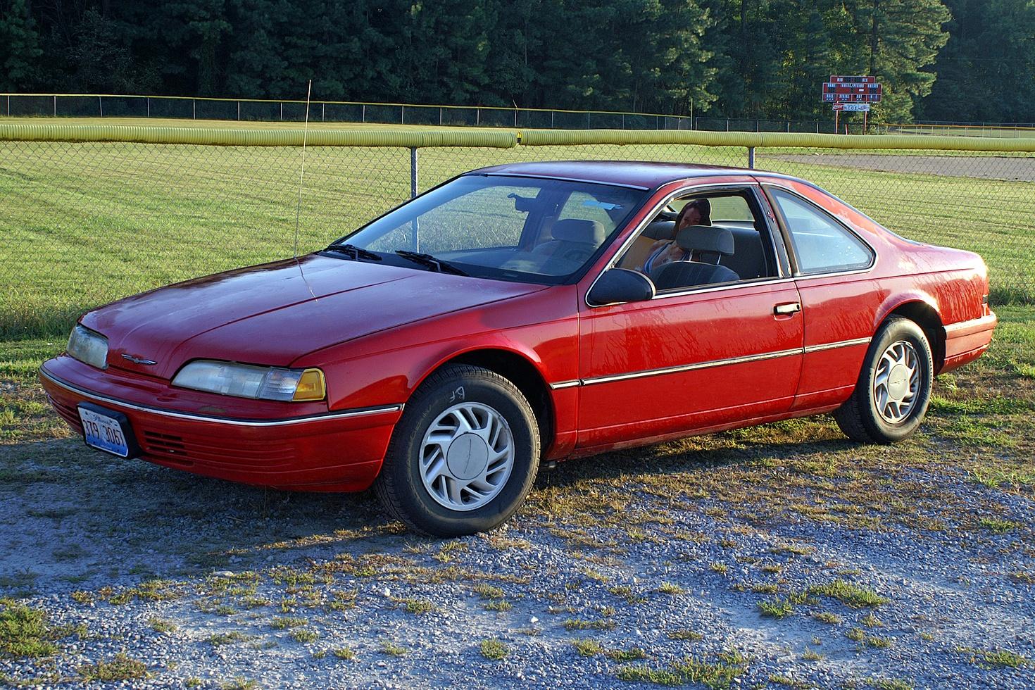 1991 Ford Thunderbird LX