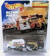 1998 Fire 'N Rescue Action Pack
