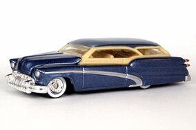 '50's Buick Woody - 5566ef
