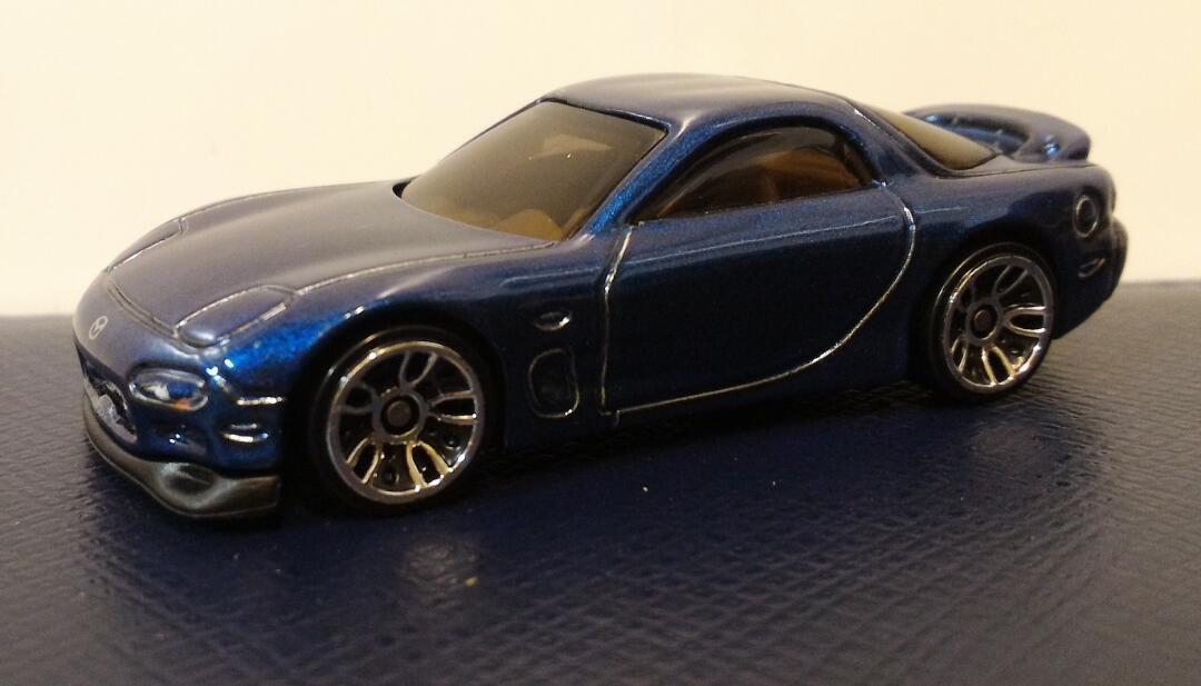 Mazda Rx 7 2017 >> '95 Mazda RX-7 | Hot Wheels Wiki | FANDOM powered by Wikia
