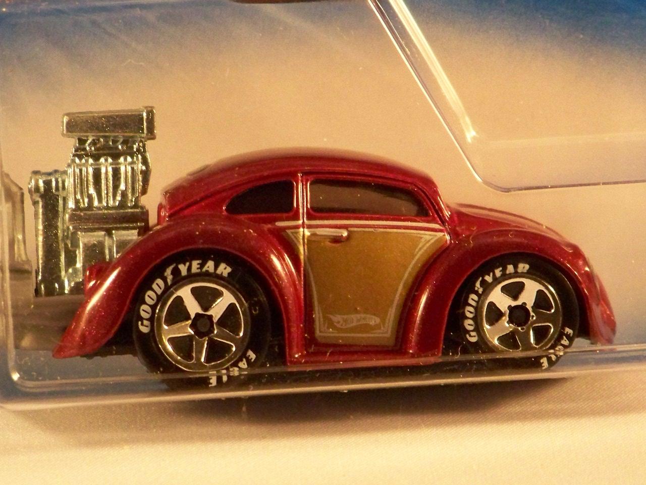 Volkswagen Beetle (Tooned) | Hot Wheels Wiki | FANDOM