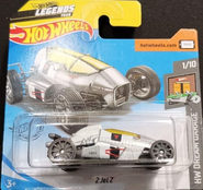 2020 Hot Wheels 2 Jet Z