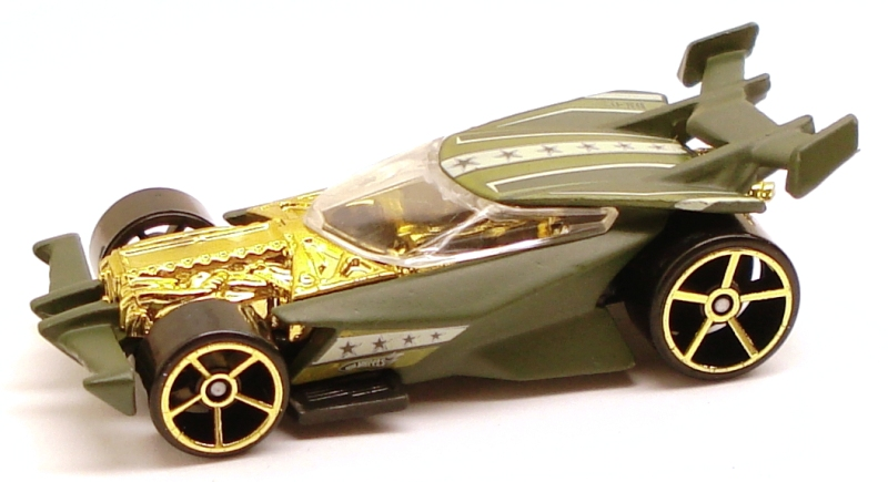 2010 Hot Wheels Track Stars Drift King 9 12