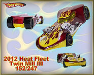 2012 Heat Fleet Twin Mill III 152-247