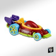 2020 Hot Wheels Bubble Matic right