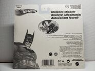 Batman VS Killer Croc Entertainment Pack 2004 Cardback