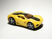 Ferrari 360 Modena Tooned 03