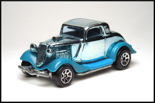 HW 34 Ford